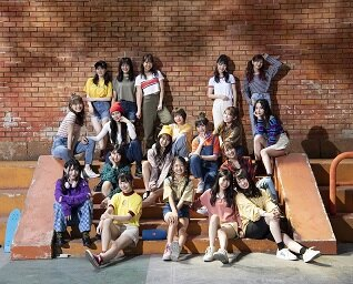 NMB48 22ndシングル「初恋至上主義」発売記念「#NMB48キュンコマ漫画」募集キャンペーン実施!