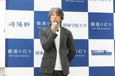 「横浜の名物選びは難しい。けれど、そんな中で自信を持ってお勧めできる商品ができたと自負している」と山本編集長