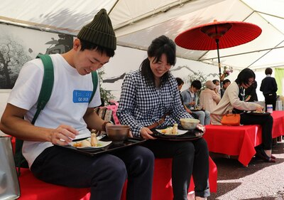FUKUCHI FIND FESTIVAL 2019 「JAL福智スイーツ大茶会」 / 趣向を凝らしたスイーツが集結