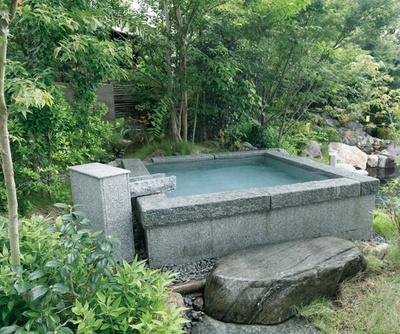 杜の湯リゾート / 柚子など月替りの香りが楽しめる変わり湯「香泉」