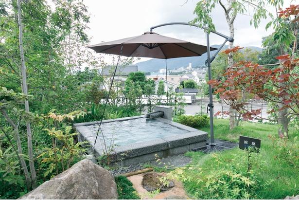 杜の湯リゾート / 扇山を望む「扇泉」