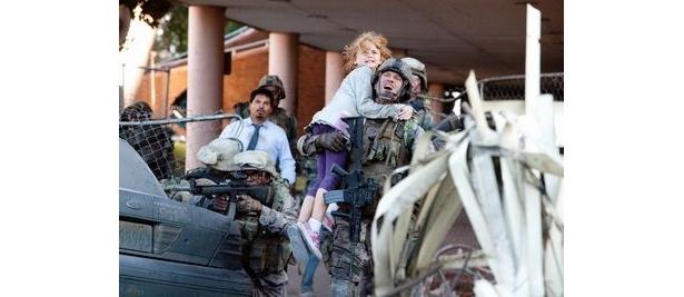 4月1日(金)より公開予定だった『世界侵略 ロサンゼルス決戦』は今回の地震の影響で公開延期に