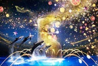 アクアパーク品川がネイキッドとコラボ!幻想的なクリスマスを体感しよう