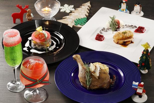 「レゴランド(R)・ジャパン・ホテル」にもクリスマス限定フードメニューが登場!※画像はイメージ