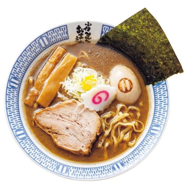 濃厚豚骨魚介ラーメン(890円)/小僧またおまえか。