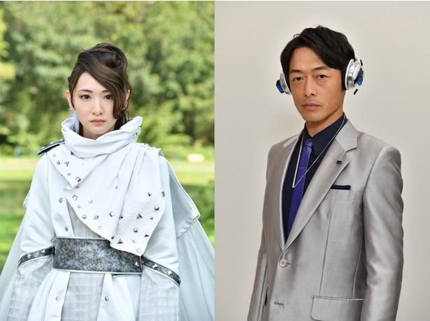 「仮面ライダー」作品への出演を果たした生駒里奈と和田聰宏の喜び溢れるコメントも到着