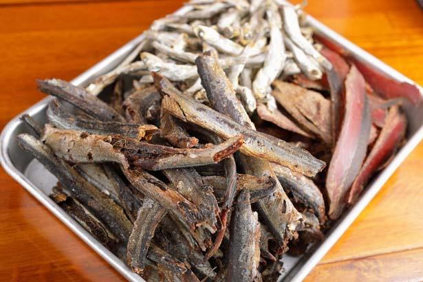 パンチのある魚介の風味をスープにプラスするサンマやカツオ、煮干し/がふうあん