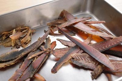 4種の魚介節がスープに奥深い旨味を加えてくれる/中華そば 麦右衛門