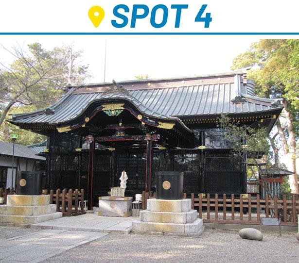 1200年以上の歴史がある格式高い玉前神社