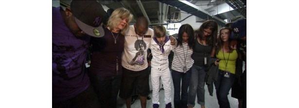 【写真】映画では2010年のジャスティンのライブツアーに密着する