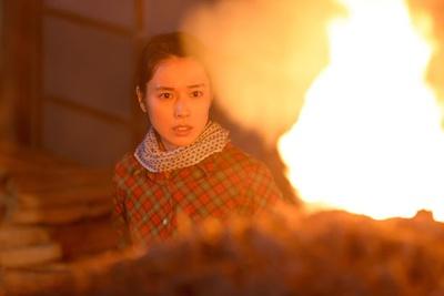 戸田恵梨香演じるヒロインの川原喜美子※写真は「スカーレット」より