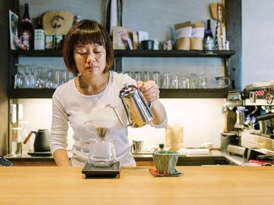 珈琲と麦酒 / 「公民館のような、人が集う場所になってほしい」と姉川さん