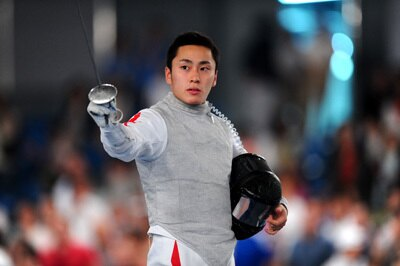 太田選手のこだわりが満載 (C)アフロスポーツ