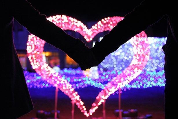 ロマンチックなイルミネーションを見に行こう
