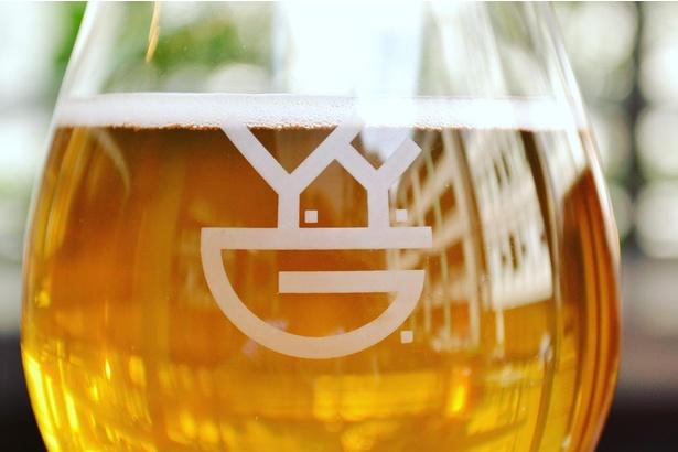 イベント中は、REISM STANDで提供している料理とビールを楽しむことができる