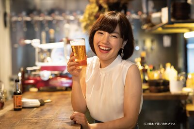 【写真】「日本ビール検定1級」を保持し、ビールおねえさんとして活躍中の古賀麻里沙さんも登壇予定