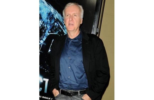 【写真】2014年12月の公開が予定されている『アバター2』で監督を務めるジェームズ・キャメロン