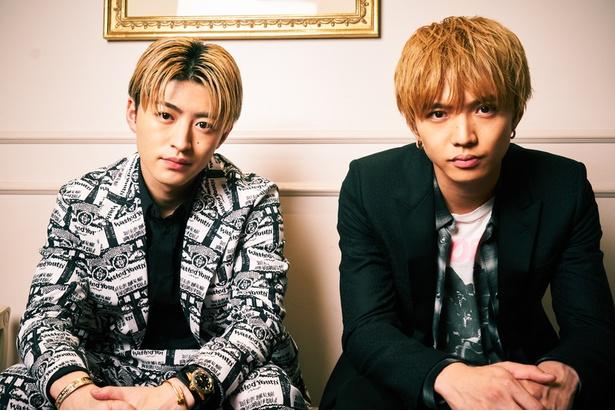 ショートフィルムにそれぞれ主演した佐野玲於と佐藤大樹がCFP第3弾を語り尽くす!