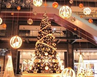 グランフロント大阪、2019年のクリスマスはラグジュアリーなツリーが点灯!「ベルギーのクリスマスを大阪に」