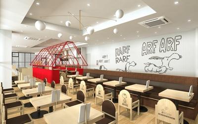 2019年11月13日(水)にオープンするPEANUTS Cafe(ピーナッツカフェ)