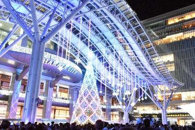 「光の街・博多」で冬の思い出を!