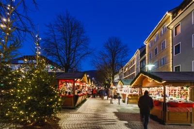 【写真】本場さながらのクリスマスマーケットが登場 ※イメージ画像