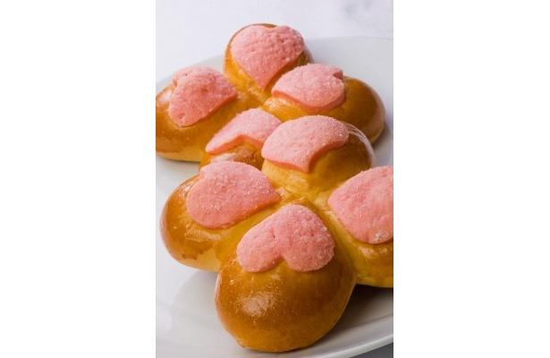 「ハッピークローバー~4つの恵み」春らしいピンクが目印♪