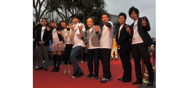【画像】相武紗季やNMB48も登場! 『第3回沖縄国際映画祭』レッドカーペットの様子はコチラ