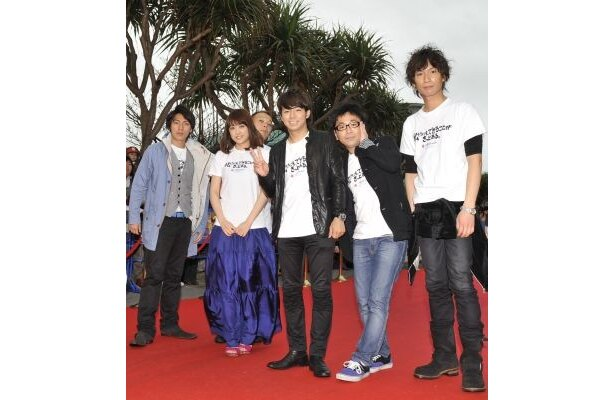 『TSY』からは映画初主演のピース・綾部や福田沙紀ら豪華キャストが