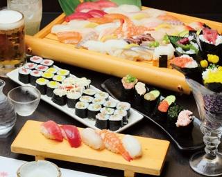 飲み放題付きの江戸前寿司に、2皿で元が取れるまぐろ寿司!名古屋駅近くのコスパ抜群寿司食べ放題