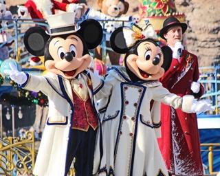 ディズニーシーでXmas開幕!今年も「イッツ・クリスマスタイム!」はやっぱり外せない