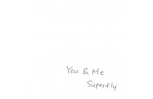 【写真】Superflyの新曲「You&Me」の配信用ジャケット