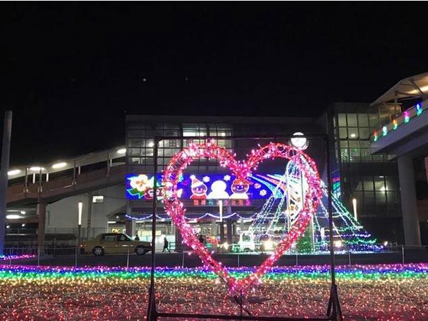2019年のテーマは『あたらしいあした』/ 苅田駅前広場