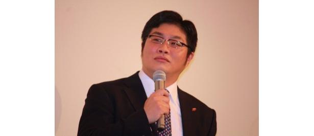 第四係のお笑い担当、山本隆文役の松尾諭は今回もムードメーカーに