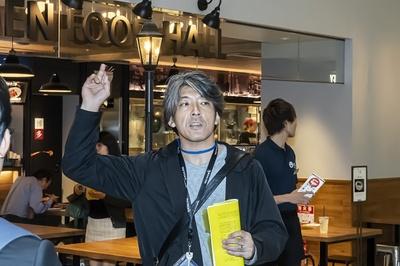「ほかではできない体験ができる点が横浜ハンマーヘッドの特徴です」と山本編集長