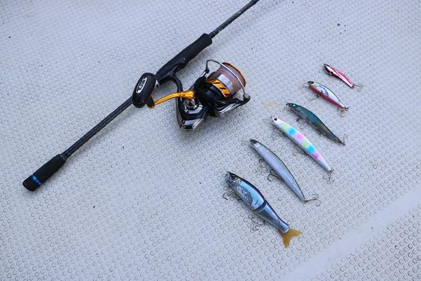 釣りの道具を持っていなくても問題なし!全道具をレンタルできるツアーもあるので初心者同士で楽しみたいときなどはレンタルに頼っちゃいましょう