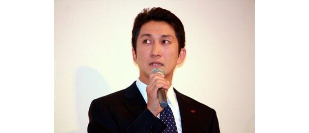 神尾佑は「『SP』で勇気を与えたい」と明かした