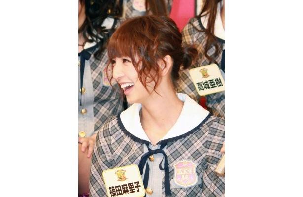 篠田麻里子は初回のスペシャルでヤンキー姿に変身