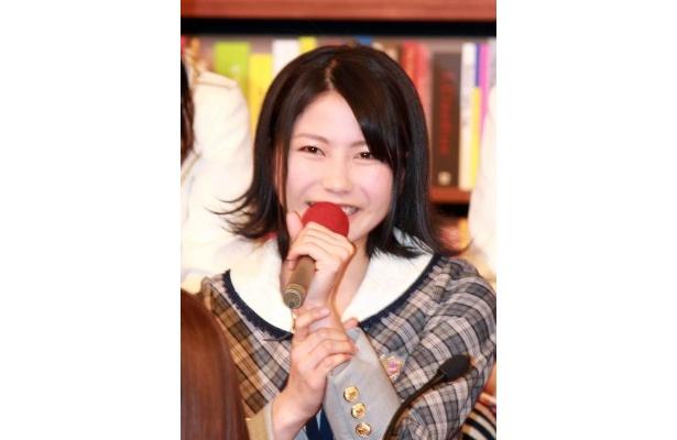 横山由依は「先輩といっぱいお話できて楽しかった」とロケを振り返る