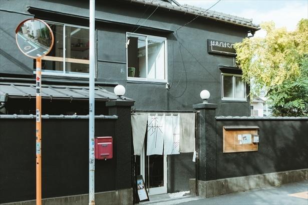 東京・谷中に期間限定オープンした「カフェ 森彦の時間」