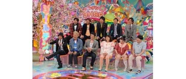 【写真】黒柳徹子にこてんぱんに打ちのめされた芸人たちはこちら!