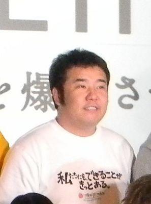 神奈川県・佐藤秀昭さん発案のCMに出演した堤下