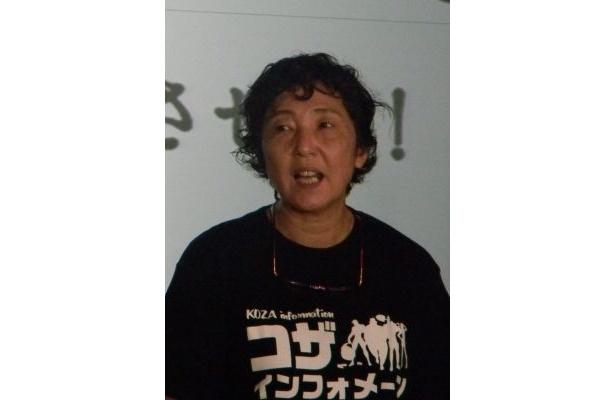 受賞の喜びを語る鈴木さん