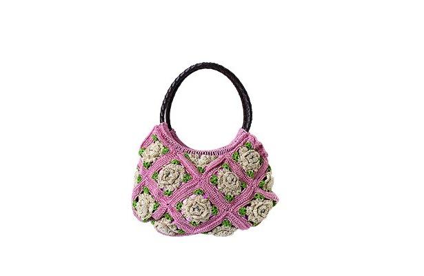 「Echika池袋」限定商品の「Plush&Lush FREE'S SHOP」のローズバッグ(4935円)