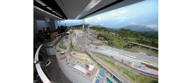 【写真】日本最大級のジオラマ&リニア・鉄道館の見どころ