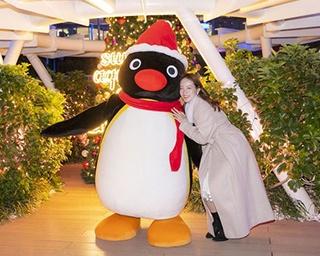 """サンシャイン水族館のクリスマスを、世界一有名なペンギン""""ピングー""""が盛り上げる!"""