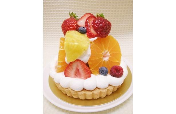 """「自由が丘スイーツフォレスト」(東京都目黒区)では、3月31日(木)より、園内のスイーツ店のスイーツを食べると収益金の一部が義援金になる""""おいしい""""チャリティを開催中"""