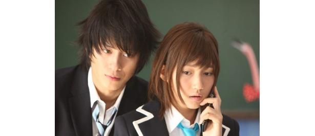 ヨウ役には溝端淳平、晴菜役には本作が女優デビューとなる大野いと。さわやかな顔ぶれがそろう