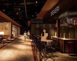 LINKS UMEDA8階に新たなレストラン&カフェゾーンが登場!神戸牛ステーキやタイ料理など厳選の37店に