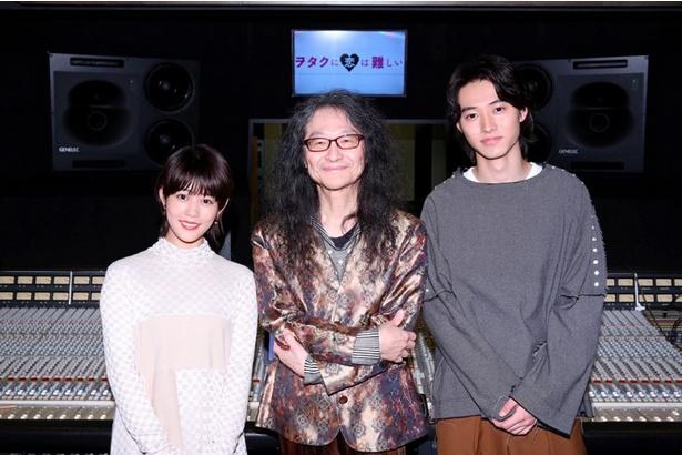 日本を代表する作曲家の鷺巣詩郎が銀魂」シリーズの福田雄一監督と夢のコラボを実現